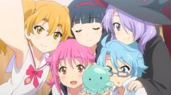 """Wish Upon the Pleiades"", neuer Anime im Programm von RTL II YOU"