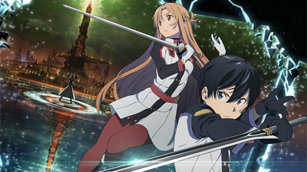 Sword Art Online Ordinal Scale