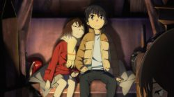 Peppermint Anime zeigt Synchroclip zu ERASED
