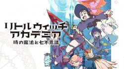Little Witch Academia- The Witch of Time and the Seven Wonders: PS4 Spiel angekündigt!