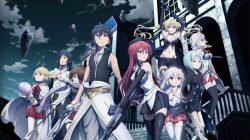 Review: Trinity Seven Vol. 2