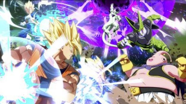 Dragon Ball Fighters 2.5D