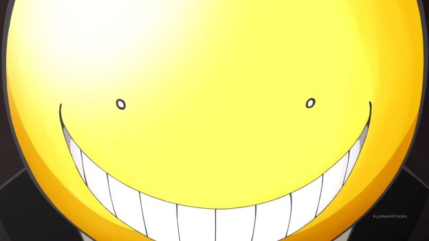 Assassination Classroom II Bild Koro-Sensei