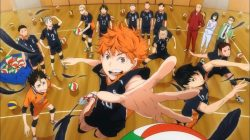 Review:  Haikyu!! Volume 4