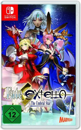 Fate EXTELLA Cover