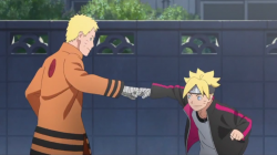 Review: Boruto: Naruto the next Generation 1