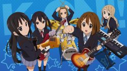 Review: K-ON! Staffel 1 Gesamtausgabe
