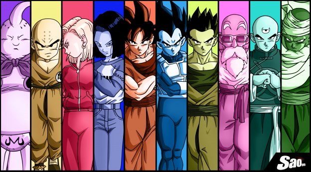Dragon Ball Super dc2