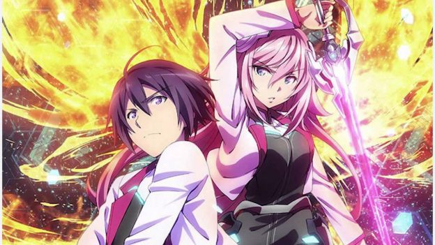The Asterisk War Bild