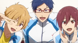 Free! Take Your Marks erscheint bei peppermint anime!