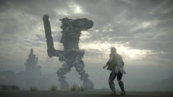 Shadow of the Colossus Remake : Erscheinungstermin