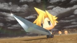 World of Final Fantasy Meli-Melo: Für Smartphones angekündigt!