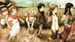 Review: Haibane Renmei Komplettbox