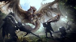 Monster Hunter World: Neuer Trailer und Finale Beta Phase!