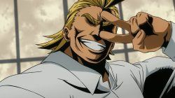My Hero Academia: One´s Justice – All Might bestätigt