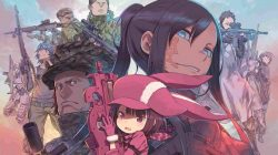 Starttermin von Sword Art Online: Alternative Gun Gale Online bekannt!