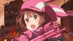 Sword Art Online Alternative: Gun Gale Online Premiere steht fest!