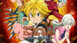 Review: The Seven Deadly Sins: Knights of Britannia