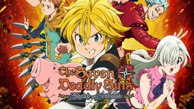 The Seven Deadly Sins-Knights of Britannia Review