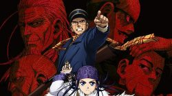 Golden Kamuy: Neues Key Visual enthüllt!