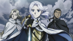 The Heroic Legend of Arslan auf Netflix
