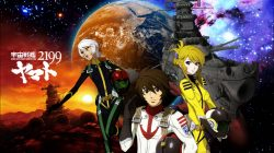 Review: Star Blazer 2199: Space Battleship Yamato Volume 1
