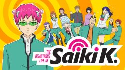 "Netflix: ""The Disastrous Life of Saiki K."" bald verfügbar!"