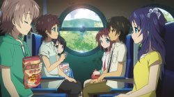 Review: Nagi No Asukara Volume 2
