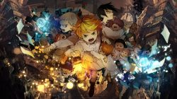 """The Promised Neverland"" bekommt eine Anime-Adaption spendiert!"