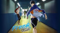 Free! Dive to the Future wird im Simulcast gezeigt!