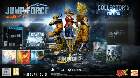 Jump Force CE