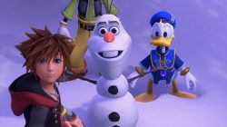 Kingdom Hearts III: Toy Story und Frozen Gameplay von der TGS