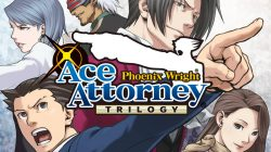 Phoenix Wright: Ace Attorney Trilogy angekündigt!