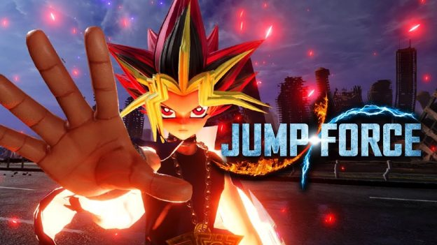 Jump-Force-Yugi