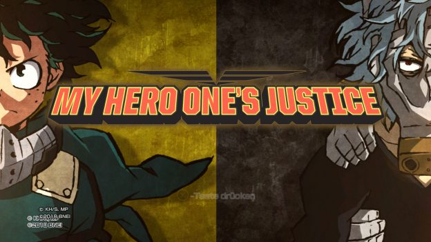 MY HERO ONE'S JUSTICE_20181018140656