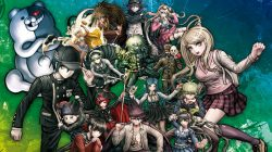 Danganronpa Trilogie Game Collection kommt für PS4!