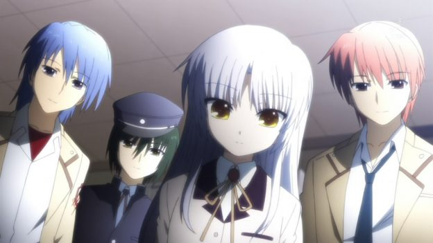 Angel Beats Bild