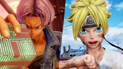 Jump Force: Story Trailer und Boruto Gameplay erschienen