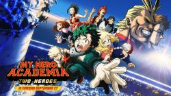 My Hero Academia: Two Heroes in den deutschen Kinos!