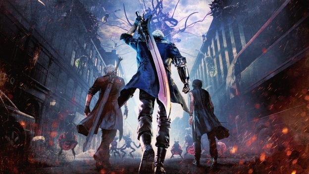 Devil May Cry 5 Demo