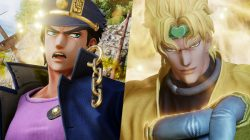 Jump Force: Jotaro Kujo & Dio Trailer erschienen