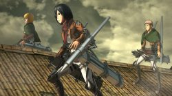 Attack on Titan 2: Final Battle – Neuer Trailer erschienen