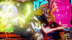 Jump Force: Trailer zu All Might erschienen