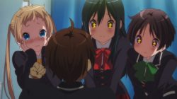 """Love, Chunibyo & Other Delusions! Take on Me"" jetzt bei Anime on Demand!"