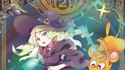 Review – Little Witch Academia Band 2