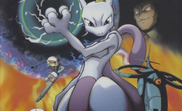 Mewtwo Returns