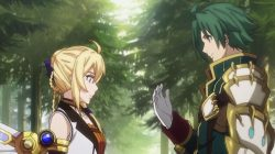 Review: Record of Grancrest War Vol. 1 Blu-Ray