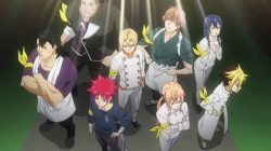 Food Wars!: Visual zur vierten Staffel erschienen!