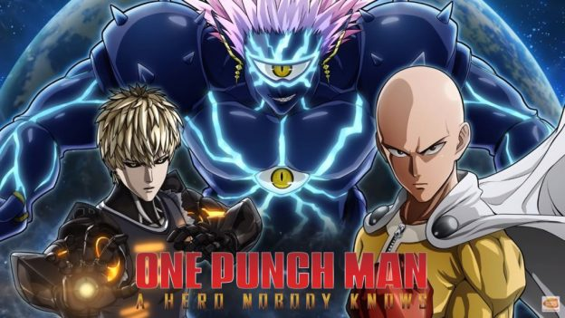One-Punch-Man-Game