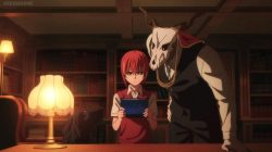 Review: Ancient Magus Bride Volume 1